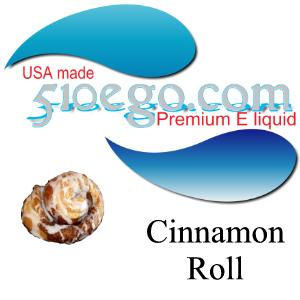 Cinnamon roll e liquid