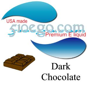Dark chocolate e liquid