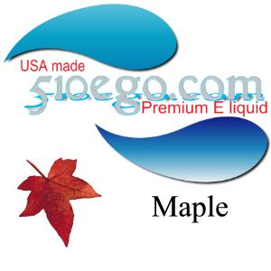 Maple e liquid